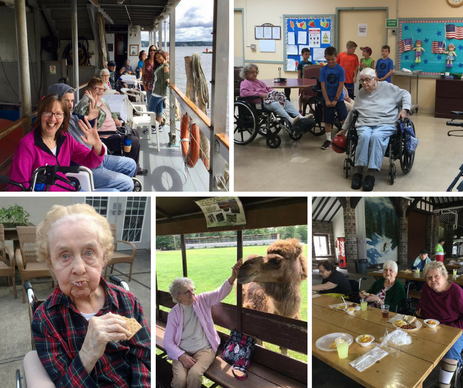 Summer activities at Absolut Care!