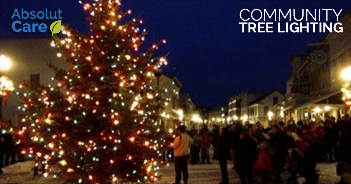 Community Tree Lighting 2017